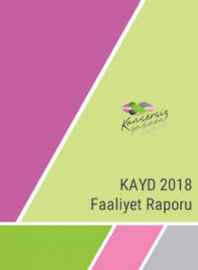 kayd 2018 faaliyet raporu kapağı